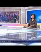 France3 10 décembre 2009 JT 12h Hommage Arles
